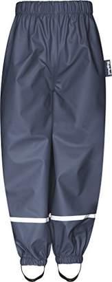 Playshoes Boy's Matschhose Ohne Latz Rain Trousers