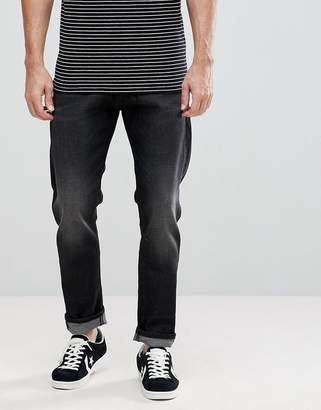 Selected Tapered Fit Jeans Made In Italy