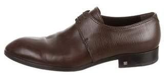 Louis Vuitton Epi Leather Derby Shoes