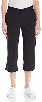 Lee Indigo Women's Performance Capri Pant