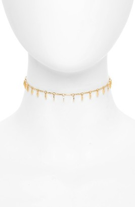 Women's Bp. Metal Fringe Choker (2 For $20) $14 thestylecure.com
