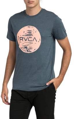 RVCA Motors Inc Logo Graphic T-Shirt