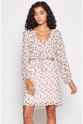 Joie Marelle Silk Floral Dress