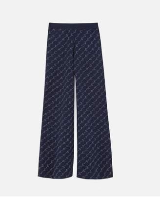 Stella McCartney Monogram Pants
