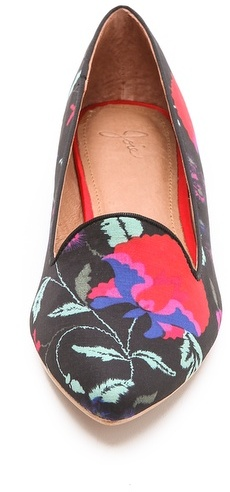 Joie Day Dreaming Floral Loafers