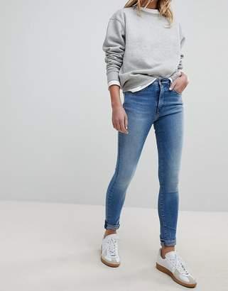 Pepe Jeans Regent High Waist Skinny Jean