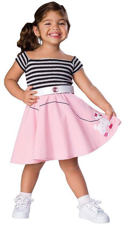 '50s Girl Costume
