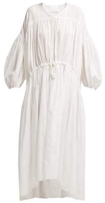 Binetti Love A Fun Fun Cotton Dress - Womens - White