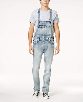 American Rag Men's Porter Cotton Overalls, Only at Macy's $60 thestylecure.com