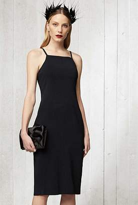Witchery Strap Structured Dress