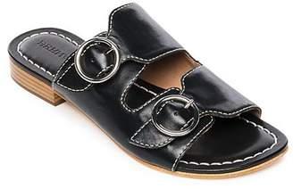 81e2f99a94fb13 ... Bernardo Tobi Double-Strap Leather Slides