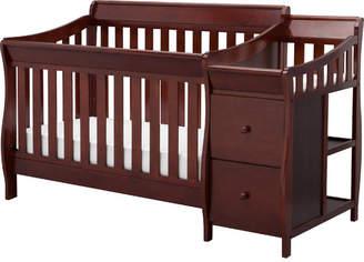Viv + Rae Naomi 4-in-1 Convertible Crib and Changer Combo