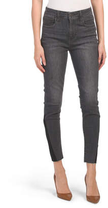 Juniors 721 Count Me In Crop Skinny Jeans