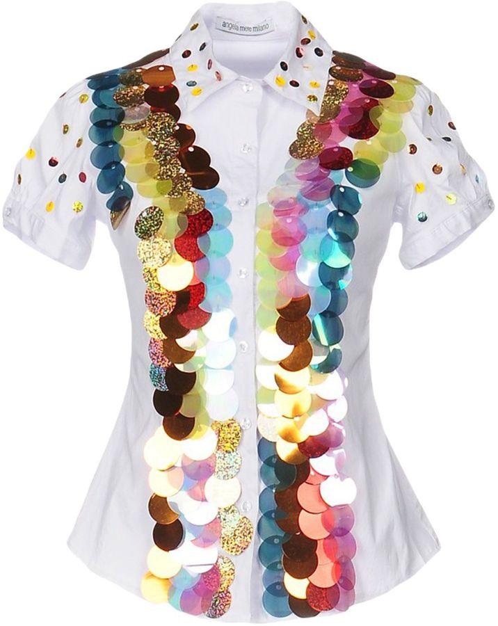 Angela Mele MilanoANGELA MELE MILANO Shirts