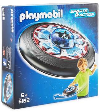 Playmobil Cosmic Flying Disk With Alien