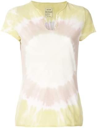Zadig & Voltaire Zadig&Voltaire tie-dye T-shirt
