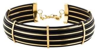 Roberto Coin 18K Rubber Tube Bracelet