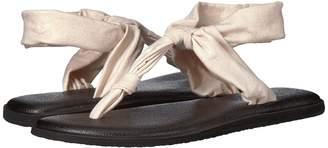 Sanuk Yoga Sling Ella Metallic Women's Sandals