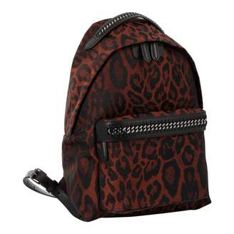 Leopard Small Falabella Backpack
