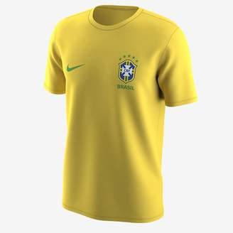 Nike Name And Number (Brasil CBF / Neymar Jr) Men's T-Shirt