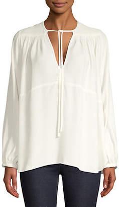 Rachel Comey Willow Long-Sleeve Top