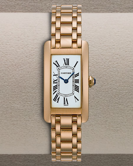Cartier Small Tank American Watch
