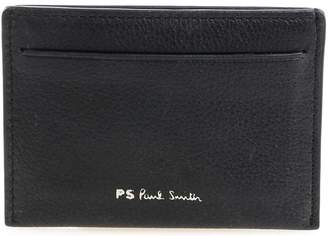Paul Smith Logo Print Card Holder