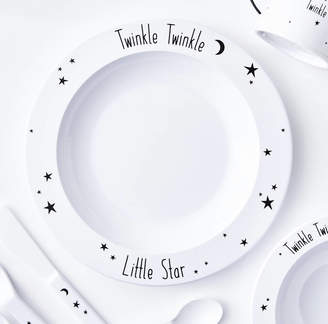 Sophia Victoria Joy Twinkle Star Children's Melamine Plate