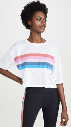 Spiritual Gangster Rainbow Active Sessions Tee