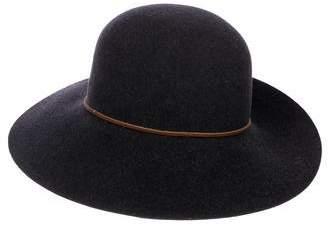 Rag & Bone Felt Fedora Hat
