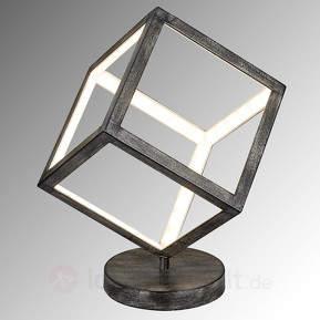 Tischleuchte Dice LED im Industriedesign