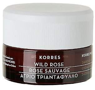 Korres Wild Rose Moisturising Brightening Cream SPF6 40ml
