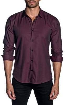 Jared Lang Classic Button-Down Shirt