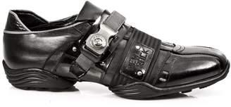 New Rock Mens M.8147-S1 Normada Leather Shoes 44 EU