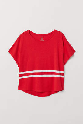 H&M Short Top - Red
