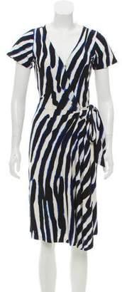 Diane von Furstenberg Antonio Wrap Dress