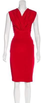 Sophie Theallet Sleeveless Midi Dress
