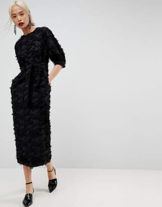 Asos Jacquard Dress