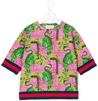 Gucci Kids Bengal Tiger top