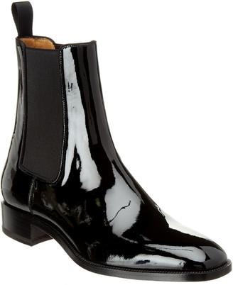 Christian Louboutin Samson Orlato Patent Boot
