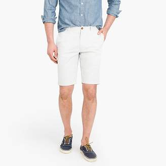 "J.Crew 10.5"" Stretch Short"