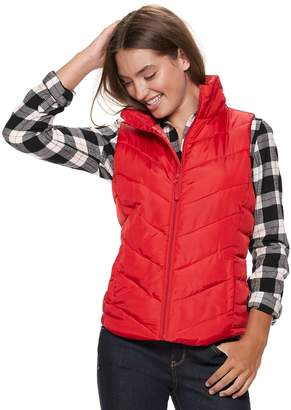 So Juniors' SO Puffer Vest