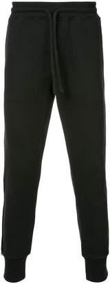 RtA zip detail track pants