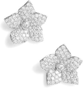 Kate Spade new york Blooming Pave Stud Earrings
