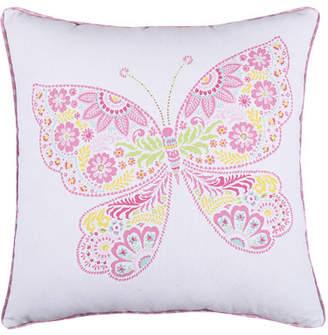 Levtex Kids' Kama Butterfly Pillow