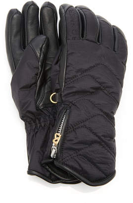 Bogner Bea Quilted Ski Gloves