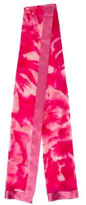 Ralph Lauren Silk Printed Scarf
