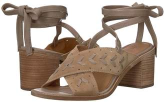 Frye Bianca Woven Perf Ankle Strap Women's Sandals