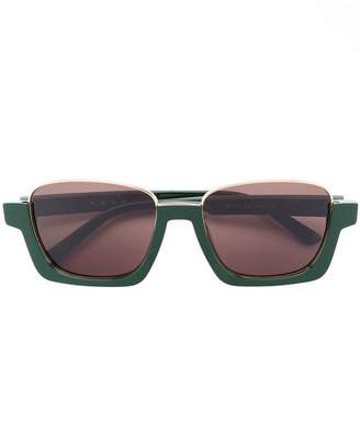 f6988adfcf3 Marni Green Women s Sunglasses - ShopStyle