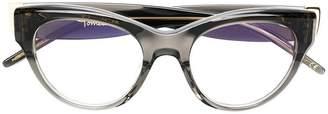 Pomellato Eyewear cat eye glasses